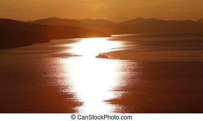 Sunrise on the Seaside