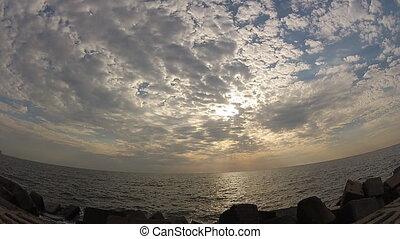 BLACK SEA - Dawn over the Black Sea