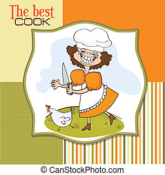 the best cook certificate with funn
