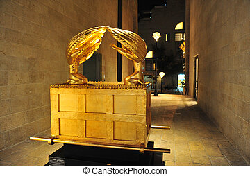 Israel Travel Photos - Jerusalem - The Ark of the Covenant...