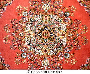 Carpet Texture - Texture of Turkish Carpet