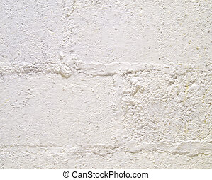 hollow brick wall texture background