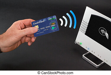 NFC - Near field communication mobile payments