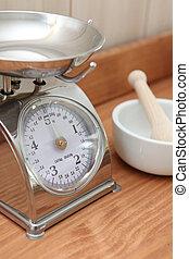 Cooking balance