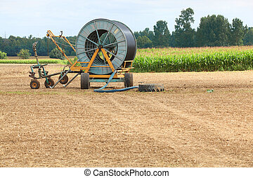 agricultural machinery