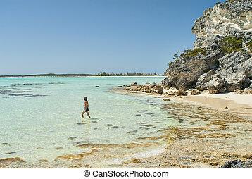 Serenity at Frenchamans Bay - Frenchamans Bay at Cat Island...