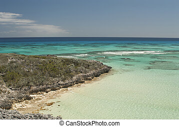Getaway at Cat Island Bahamas - Devils Point at Cat Island...