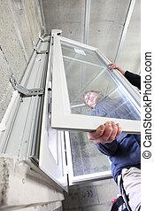 Window fitter