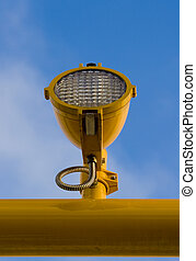 Landing light - Landing airport equipment