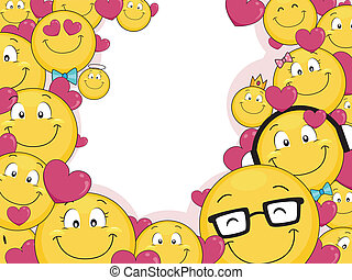 Smiley Family Background