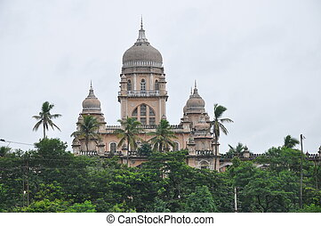 Osmania Hospital in Hyderabad, India