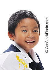 Filipino boy