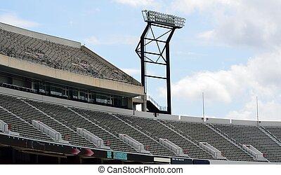 College Stadium Lights