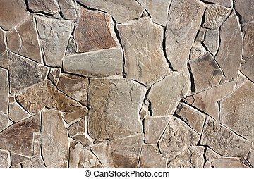 stone wall  - texture of stone wall for background