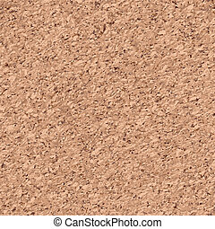 Cork pattern - Vector illustration - cork seamless pattern