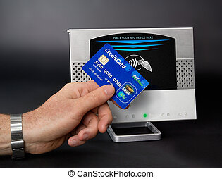 NFC - Near field communication mobile payment - NFC - Near...