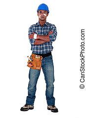 Brave builder