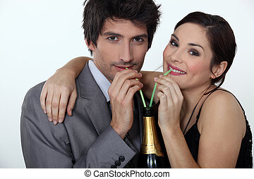 Party Couple