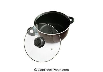 Pan and lid