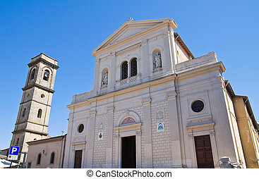 Cathedral of St MargheritaTarquinia Lazio Italy