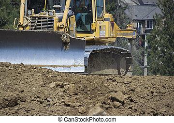 Escavadora, 2