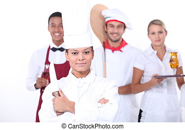 Catering industry