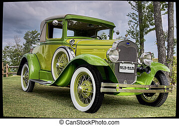 Vintage Car - Late 1920s vintage car
