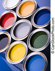 Cans - Let your world be colourful!