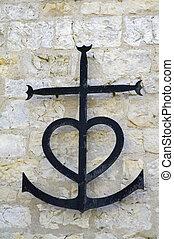 crucifixos, Camargue