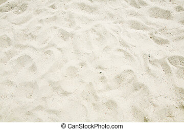 clear sand of a virgin sea texture