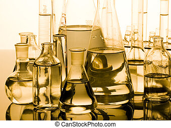 Laboratory glass - A laboratory is a place where scientific...