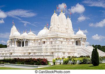 hindú, templo, Atlanta, GA