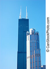 Chicagos Willis Sears Tower