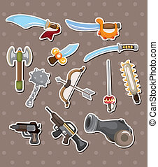 weapon stickers