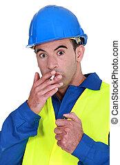 craftsman smoking