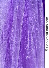 Lilac Texture - Background - Violet organza texture