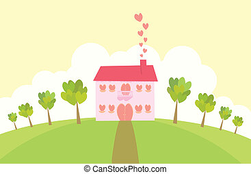 Love Mansion - Love mansion. From the looks of it,...