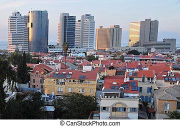 Israel Travel Photos - Tel Aviv - Neve Tzedek neighborhood...