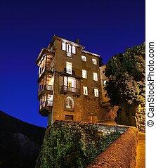 Hanging houses,Cuenca, Spain. - Hanging houses, Cuenca,...