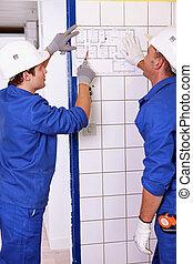 electricistas, Mirar, diagrama