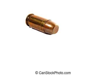 380,  Handgun, bala
