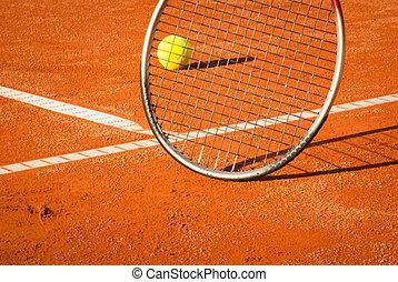 tennis conept