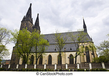 Church of St Peter and Paul in Prague - Church of St Peter...