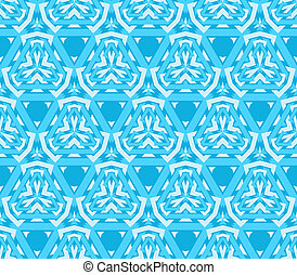 vintage ice pattern wallpaper vector seamless background