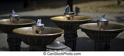Water Front Fountain