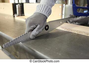Specialist saw blade