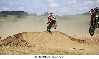 Motocross called madcross, Boebingen Germany