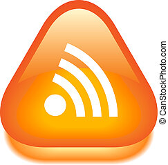 Vector rss icon