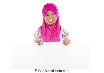 flicka, Asiat