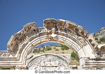 老, 鎮, Ephesus, 火雞